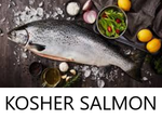 Kosher Salmon (Whole)