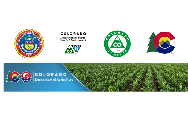Eli Ruby CBD Colorado State department of agriculture finest Hemp Extract