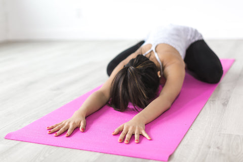CBD and yoga can help with postures and asanas