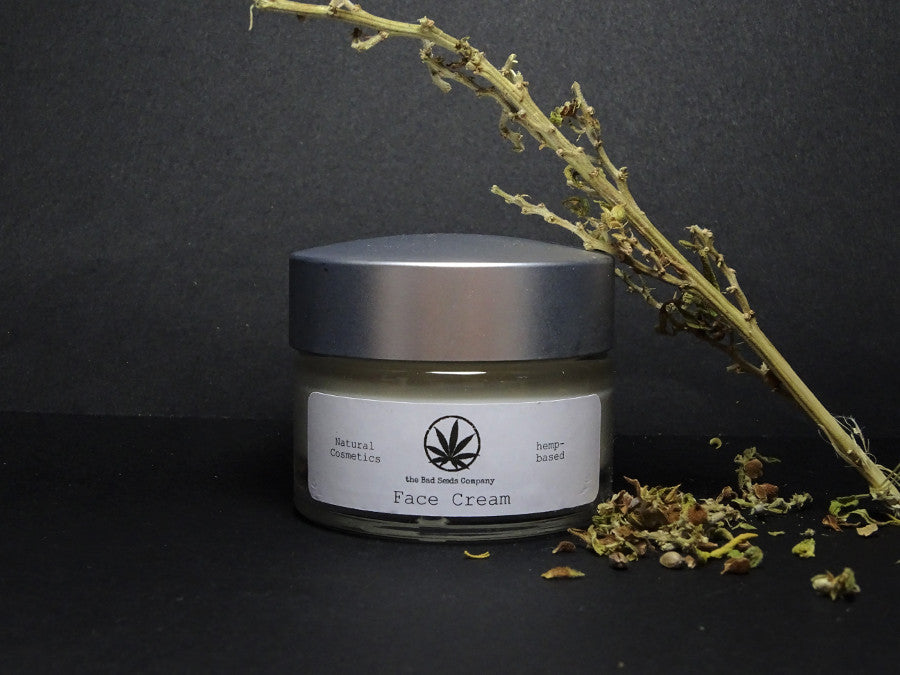 Face Cream - hempbased