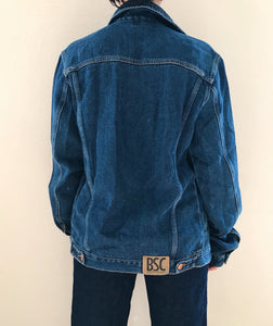 Jacket denim light Unisex