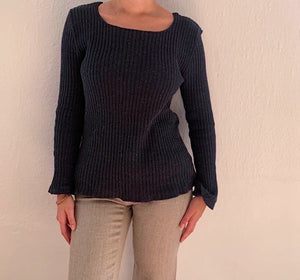 sweater giulia black