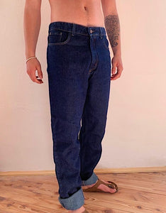 Jeans old school fit hemp