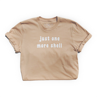 just one more shell