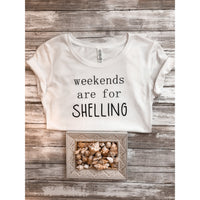 Weekends are for Shelling