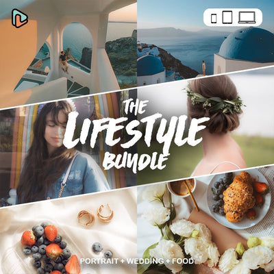 The Lifestyle Bundle Lightroom Presets (Mobile + Desktop) Yantastic lightroom presets mobile desktop.