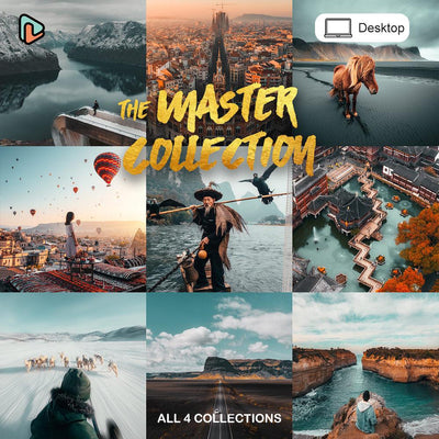 The Master Collection Desktop Presets - Yantastic Presets
