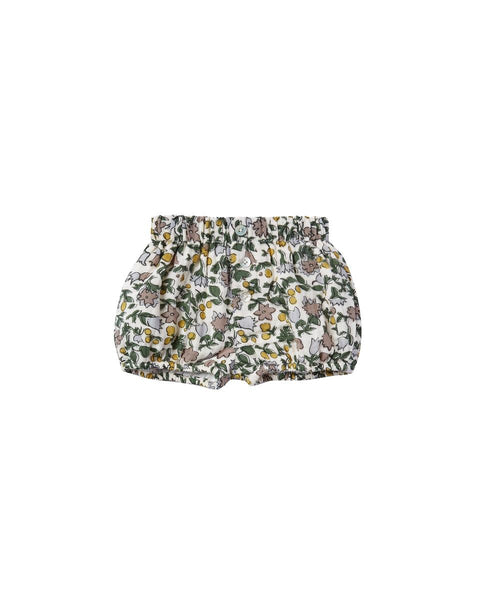 Rylee & Cru - Enchanted Garden Button Short