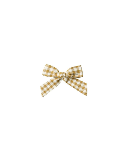 Rylee & Cru - Gingham Girl Bow
