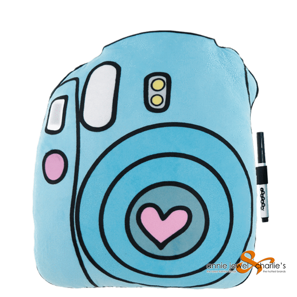 Iscream - Camera Autograph Pillow