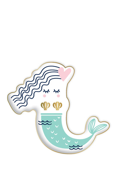 Slant - Mermaid Shaped Trinket Tray