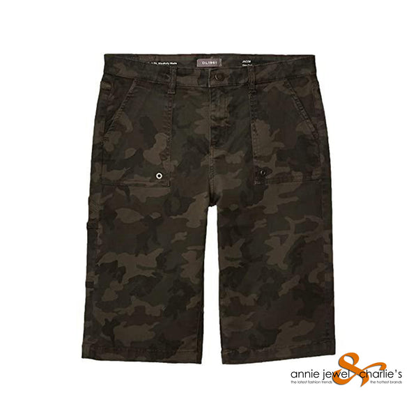 DL1961 - Jacob Toddler Boys Chino Short Hide Camo