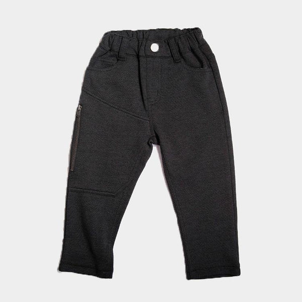 Bit'z Kids - Black Twill Slim Pants