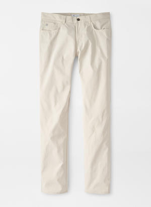 Peter Millar -  Performance Five Pocket Pant Stone STO and Khaki KHA See Below