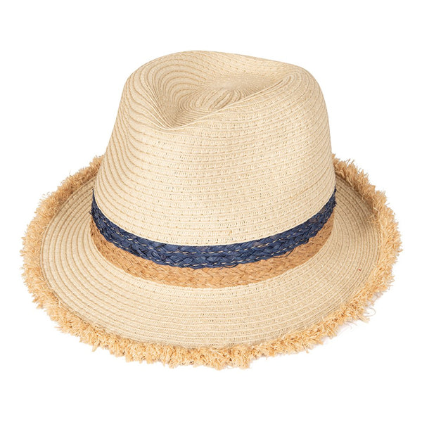 Appaman - Beach Vibes Fedora  - Natural