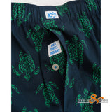 Southern Tide - Am I Turtle Enough? Boxers in Kelly Green