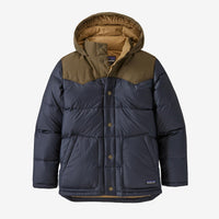 Patagonia - Boys' Bivy Down Hoody, New Navy (NENA)