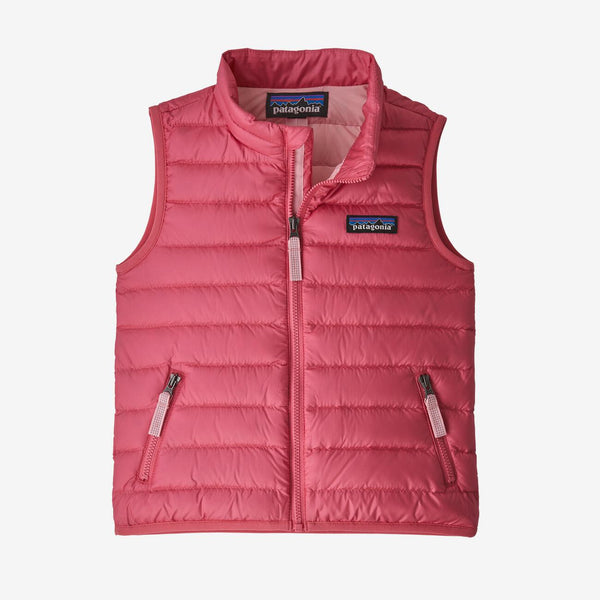 Patagonia - Baby Down Sweater Vest in Range Pink (RAPI)