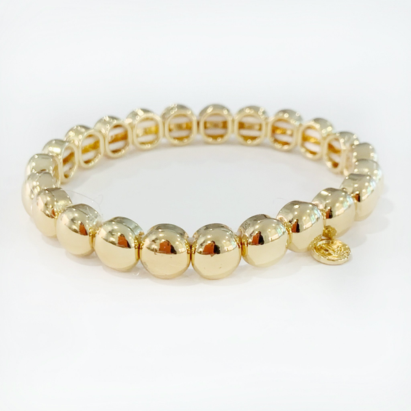 Caryn Lawn - Mini Gold Bubble Bracelet