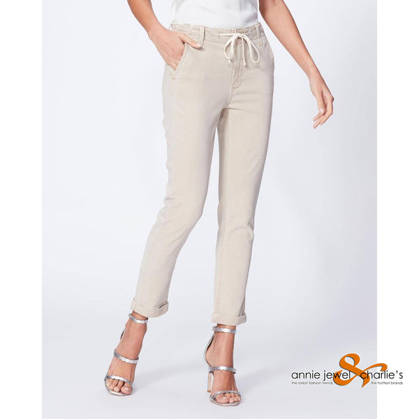 Paige - Christy Pant - Vintage Warm Sand