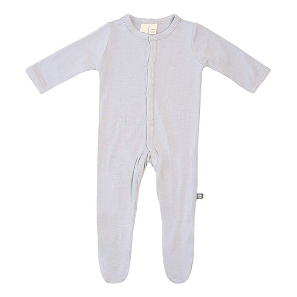 Kyte Baby - Footie in Storm Blue