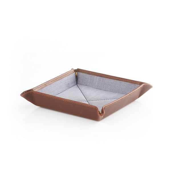 Pittards - Travel tray brown