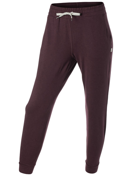 Vuori - Performance Jogger in Cerise Heather