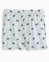 Southern Tide - Sprucin Around Boxer