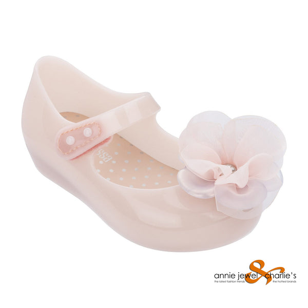 Mini Melissa - Light Pink UltraGirl Chic