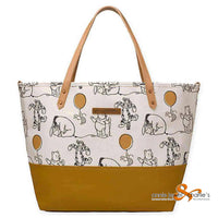 Petunia Pickle Bottom - Winnie the Pooh and Friends tote