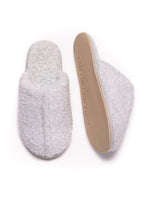 Barefoot Dreams  - Women's Cozy Slipper Ocean White