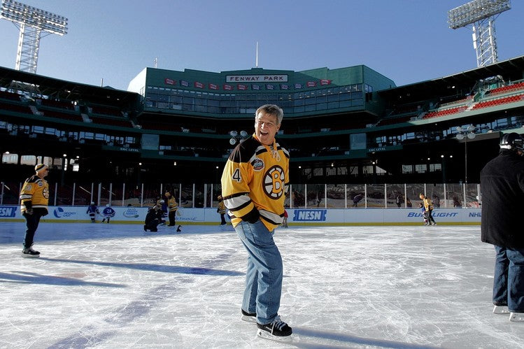 Hockey Great Bobby Orr Talks About His Childhood Home