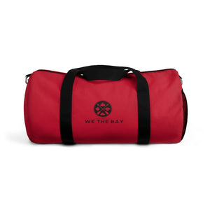 Duffel Bag - Red