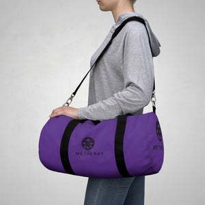 Duffel Bag - Purple