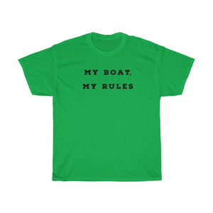 My Boat, My Rules