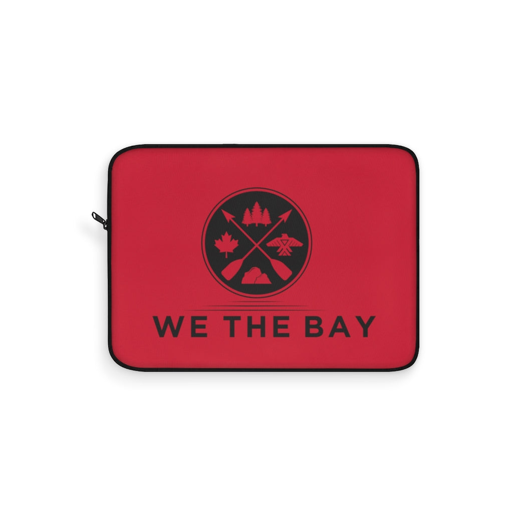 Laptop Sleeve - Red