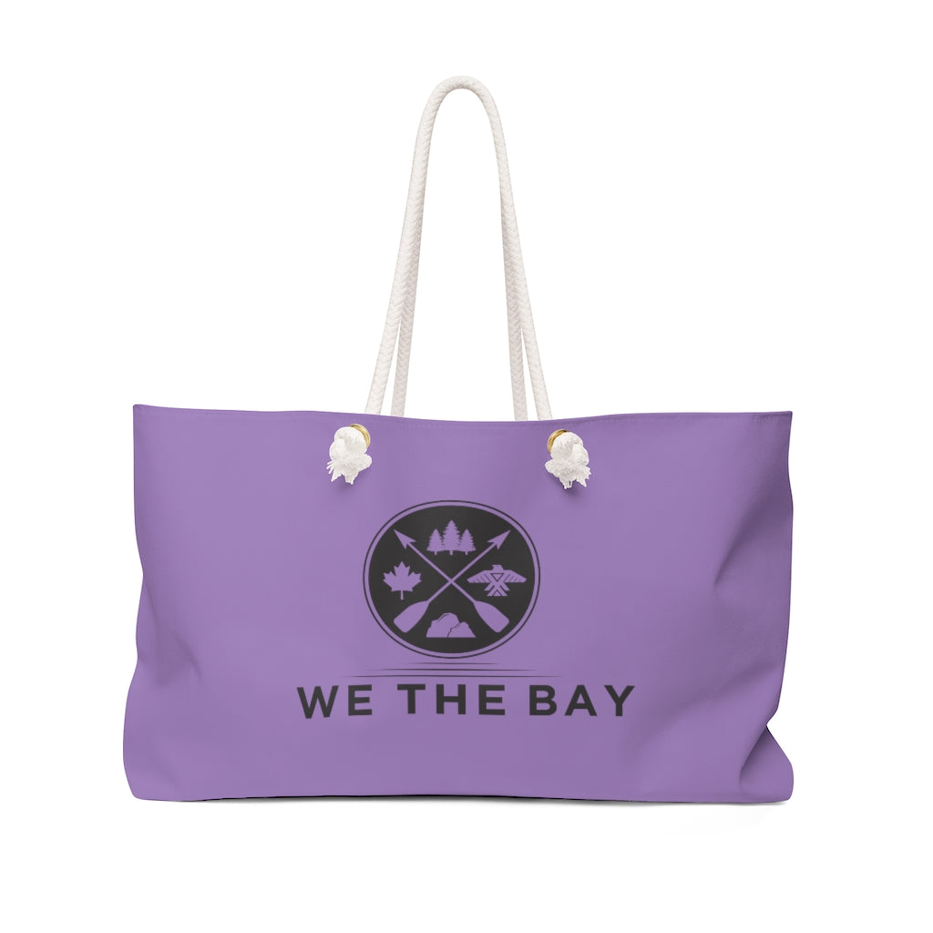 Beach Bag - Purple