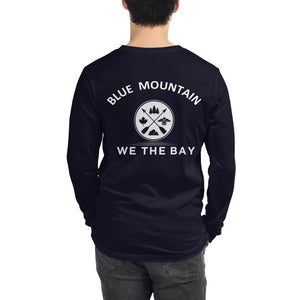 Blue Mountain Long Sleeve Tee
