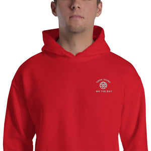 Owen Sound Hoodie with embroidered We The Bay