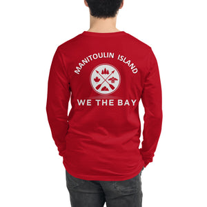 Manitoulin Island Long Sleeve Tee