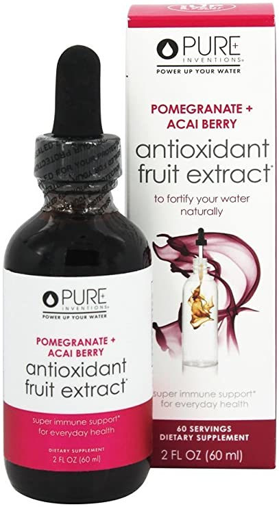 Pure Inventions Cranberry Water Infusion Drops