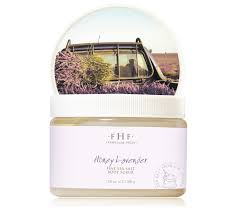 FHF Honey Lavender Fine Body Scrub
