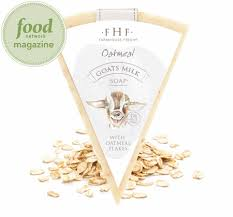 FHF Oatmeal Goats Milk Soap