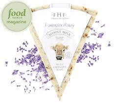 FHF Lavender Honey Milk Soap