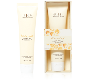 FHF Honey-Chai Steeped Milk Lotion® for Hands