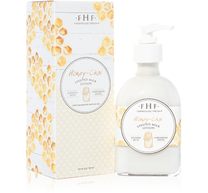 FHF Honey-Chai Steeped Milk Lotion