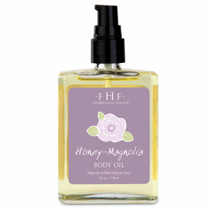 FHF Honey-Magnolia Body Oil
