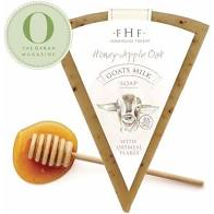 FHF Honey-Apple Oat Goats Milk Soap