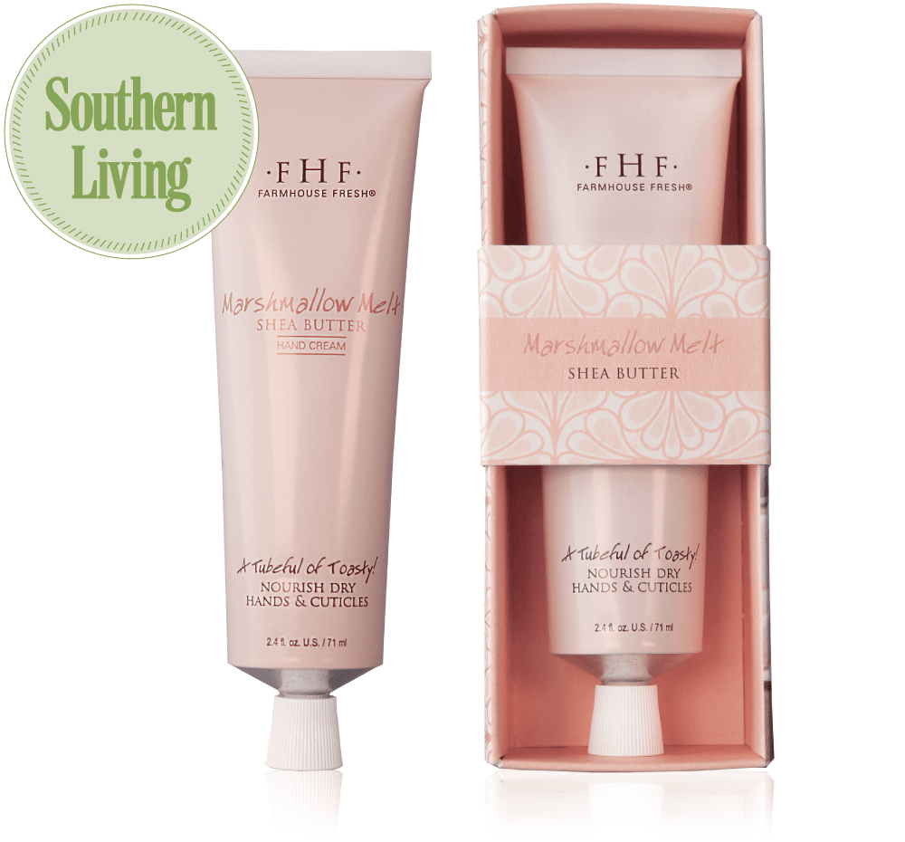 FHF Marshmallow Melt Shea Butter Hand Cream