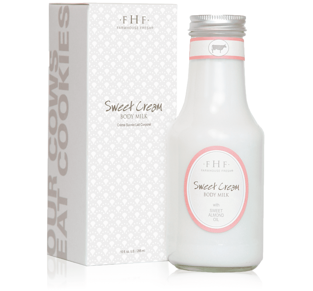 FHF Sweet Cream Body Milk Lotion
